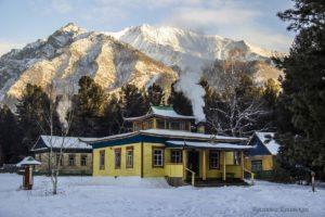 Тур Зимний Байкал - Аршан